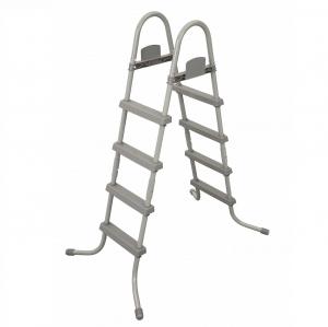 Лестница для бассейна Bestway 132см, 4 ступеньки,  58337
