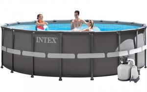 Каркасный бассейн Intex 26334 610х122 Ultra XTR Frame