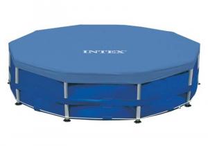 Тент-покрывало Intex 28030 для круглых каркасных бассейнов 305 см
