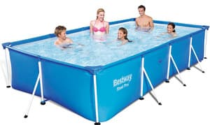 Каркасный бассейн Bestway 56405 400х211х81 Steel Pro