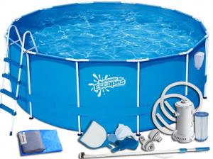 Каркасный бассейн SummerEscapes Р20-1252-B 366x132 Metal Frame