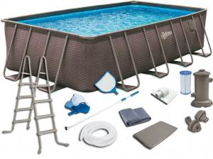 Каркасный бассейн SummerEscapes Р20-2052-B 549х274х132см