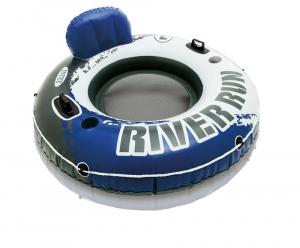 Надувной круг со спинкой River Run I Intex арт.58825 135см